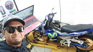 Yamaha Y15ZR ApiTech ECU Uma Racing Exhaust - Motodynamics