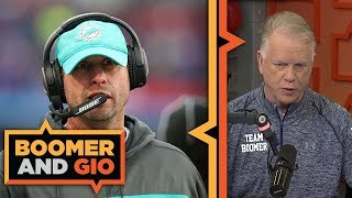 Jets hire ADAM GASE as head coach | Boomer & Gio