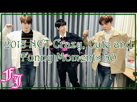 2018 NCT Crazy, Cute and Funny Moments 30