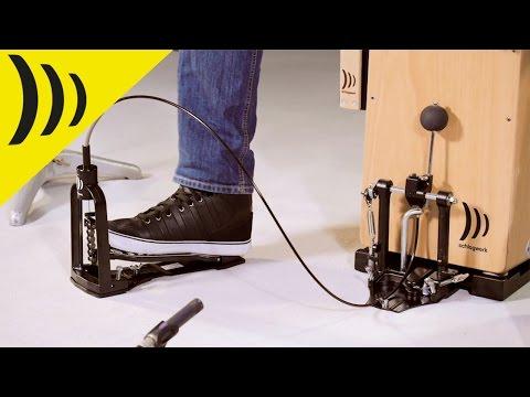 Schlagwerk Cajon Pedal & Case CAP100 | Buy at Footesmusic