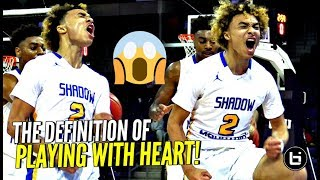 WHY U SHOULD NEVER GIVE UP!!! Shadow Mountain CRAZY EPIC State Championship Game!