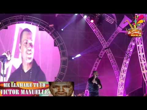 Me Llamare Tuyo - Victor Manuelle en vivo en La Salsa En Boca Del Rio 2013