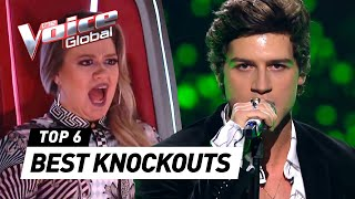 IMPRESSIVE KNOCKOUTS in The Voice