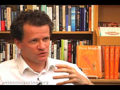 Yann Martel Interview - YouTube