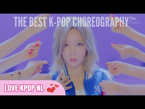 [TOP 20] The Best K-POP Choreography Of 2016 (POLL RESULTS)