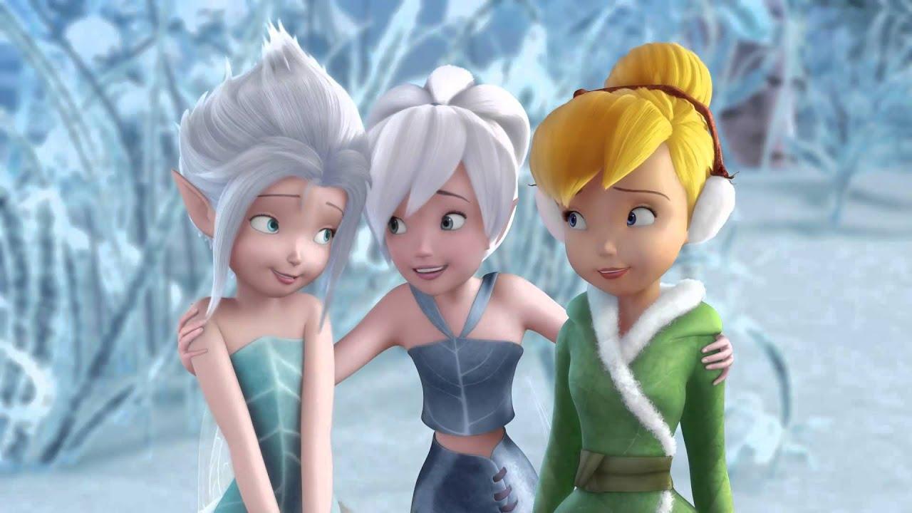 Tinker Bell Secret Of The Wings Trailer Official Disney