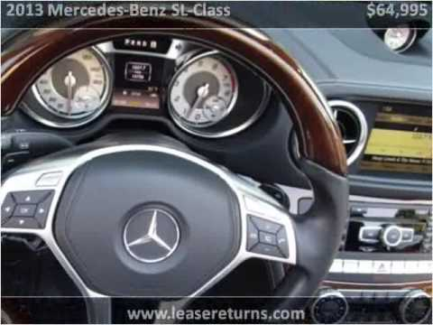 2013 Mercedes-Benz SL-Class Used Cars San Ramon CA