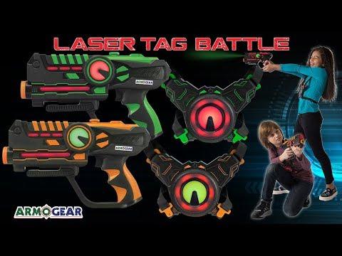 ArmoGear Laser Battle