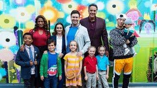 Single Parents (ABC) Meet The Cast   Leighton Meester, Taran Killam Comedy Series HD