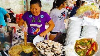 Siêu Phẩm' tô bún mắm chỉ 35k trong hẻm Sài Gòn (Chị Yến 7 ngày 7 món) | street food