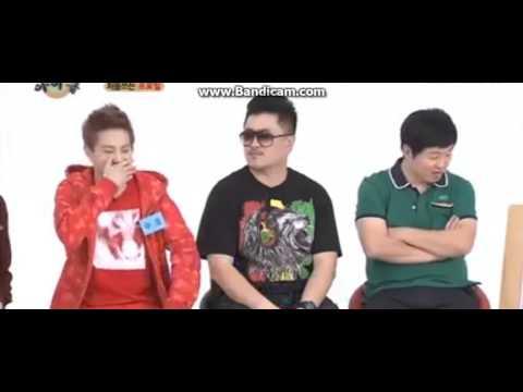 [ EXO ] Suho imitating SHINee Jonghyun @ Weekly Idol