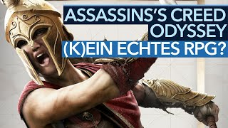 Assassin's Creed: Odyssey - Kassandra-Gameplay, Kampfsystem & Romance-Optionen