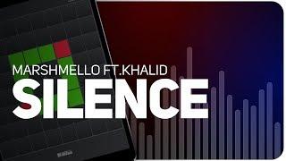 Playing Silence | Marshmello ft.Khalid on SUPER PADS LIGHTS - KIT CINE
