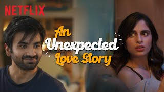 If Your Love Story Was A K-Drama ft. Aisha Ahmed & Ayush Mehra | Netflix India