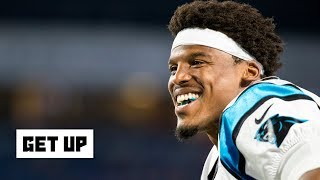 Cam Newton's production, competitive nature on par with Hall of Famers - Dan Orlovsky   Get Up