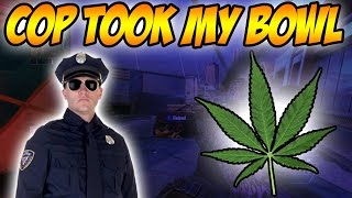 Cop Takes My Bowl (Crazy Story)