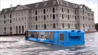 Xe bus lội nước | thi bằng lái xe số tự động
