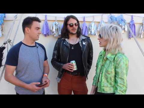 Black Honey | LMS Interview | Common People 2017