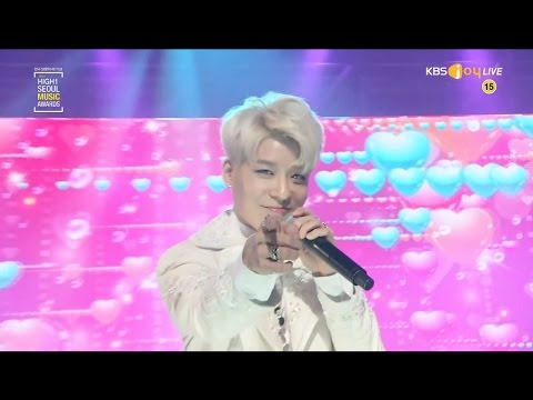 SECHSKIES - '세단어 (THREE WORDS)' + '커플 (COUPLE)' in 2017 Seoul Music Awards