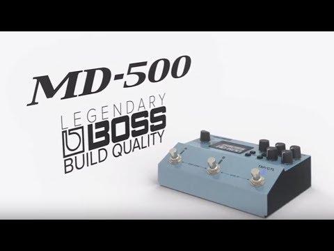 Boss MD-500 Modulation Effects Processor