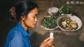 Bữa cơm đạm bạc của mẹ xem là nhớ nhà ( Mom's Meal Simple ) I Ẩm Thực Mẹ Làm