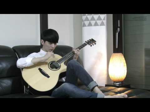 (Sungha Jung) In the Midnight - Sungha Jung