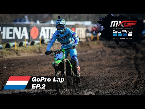 Ep.2 - GoPro Lap: MXGP of The Netherlands 2020 #mxgp
