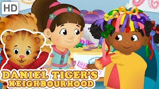 Daniel Tiger 🎭 Adventures at School (Part 3/4) | Videos for Kids
