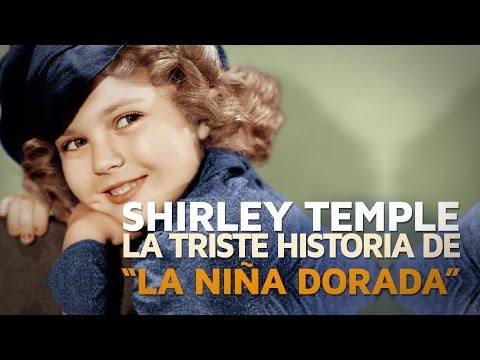 """Shirley Temple, la triste historia de la """"niña dorada"""" de Hollywood"""