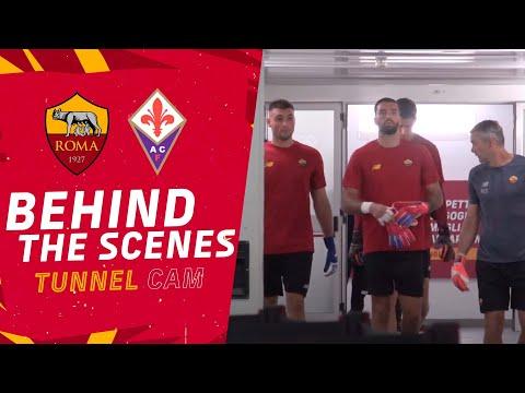VIDEO - Tra Var ed esultanze: il dietro le quinte di Roma-Fiorentina