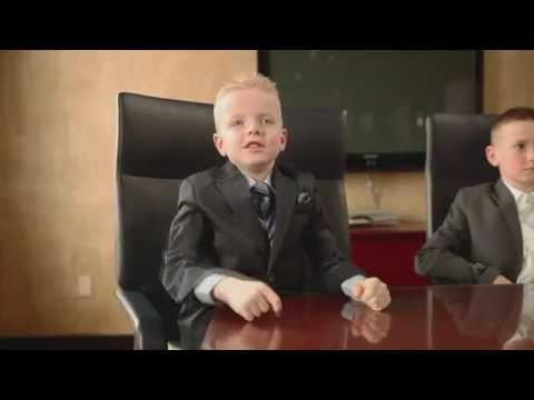 The executives at Kid-PACK are business SHARKS!