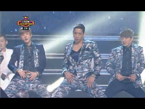SHINHWA - This Love, 신화 - 디스 러브, Show Champion 20130529