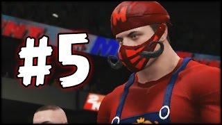 WWE 2K17 - Rising in the Ranks! My Career Mode - Episode 5