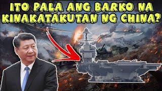 ITO PALA ANG BARKO KINAKATAKUTAN NG CHINA   History and Facts Tv   Kaalaman Channel