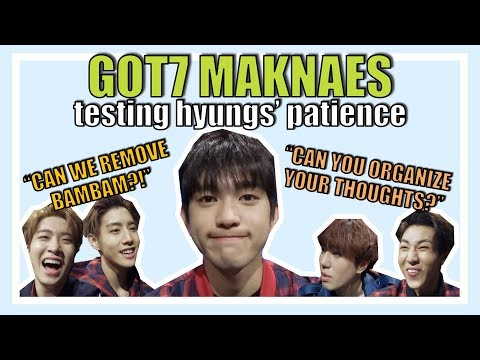 TRY NOT TO EXPLODE CHALLENGE | GOT7 VER.