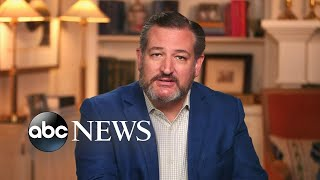 Senate should 'confirm (SCOTUS) nominee before Election Day': Sen. Ted Cruz | ABC News