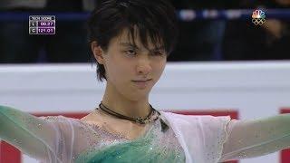 2017 Worlds - Yuzuru Hanyu FS [NBC]