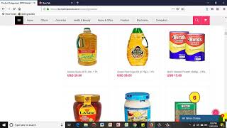 How to Shop on KXM Online Stores