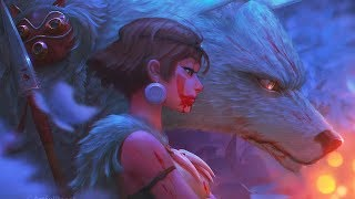 End Of Silence - Blood Moon (feat. Alexa Ray) [Epic Music - Epic Female Vocal - Battle Music]