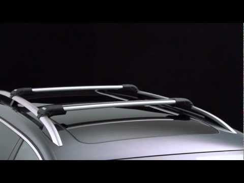 THULE WingBar Edge 9584 - Car Roof Bars