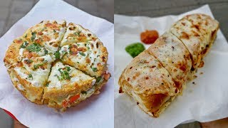CHEESE BLAST Sandwich & CHEESE BOMB Roll | Indian Street Food