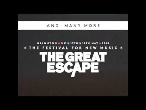 More artists added to The Great Escape 2018 line up