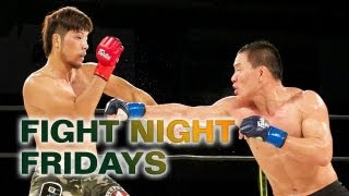 Korea's Kwon A Sol takes on China's Ning Guangyou in Legend 3's Fight of the Night
