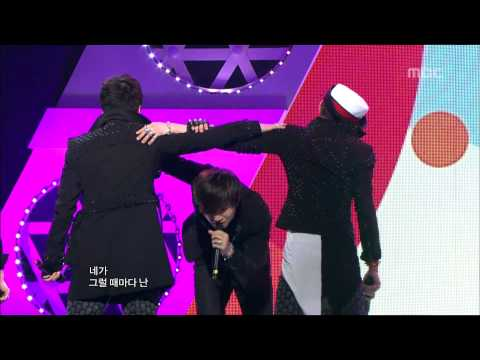 BIGBANG - Stupid Liar, 빅뱅 - 스투피드 라이어, Music Core 20110430