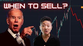 Predicting the Biden stock market crash 2021 | Buying Tesla Stock