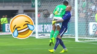 Spor Tarihinde En Komik Anlar 2018 ●Komedi Futbol HD