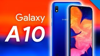 Video Samsung Galaxy A10 B3cC6tU1r8o