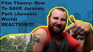 Film Theory: How To SAVE Jurassic Park (Jurassic World) REACTION!! The Film Theorists REACTION!