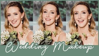 Bridal Makeup Tutorial For Oily/Combination Skin 2019 |#AD | Sharon Farrell