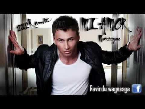 Mattyas - Mi Amor (Remix) 2012